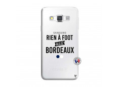Coque Samsung Galaxy A3 2016 Rien A Foot Allez Bordeaux