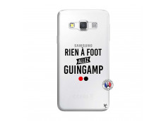 Coque Samsung Galaxy A3 2016 Rien A Foot Allez Guingamp