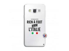 Coque Samsung Galaxy A3 2016 Rien A Foot Allez L'Italie