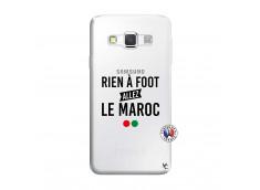 Coque Samsung Galaxy A3 2016 Rien A Foot Allez Le Maroc
