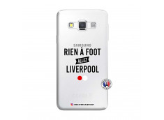 Coque Samsung Galaxy A3 2016 Rien A Foot Allez Liverpool