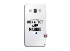 Coque Samsung Galaxy A3 2016 Rien A Foot Allez Madrid