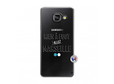 Coque Samsung Galaxy A3 2016 Rien A Foot Allez Marseille