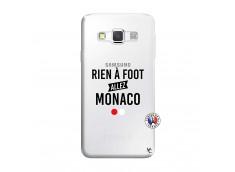 Coque Samsung Galaxy A3 2016 Rien A Foot Allez Monaco