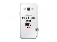 Coque Samsung Galaxy A3 2016 Rien A Foot Allez Nice