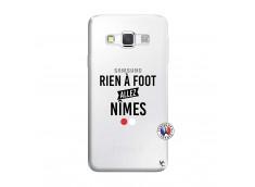 Coque Samsung Galaxy A3 2016 Rien A Foot Allez Nimes