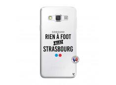 Coque Samsung Galaxy A3 2016 Rien A Foot Allez Strasbourg
