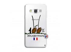 Coque Samsung Galaxy A3 2016 100 % Rugbyman Entre les Poteaux