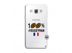 Coque Samsung Galaxy A3 2016 100% Rugbyman