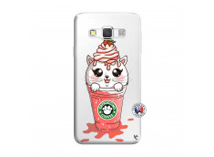 Coque Samsung Galaxy A3 2016 Catpucino Ice Cream
