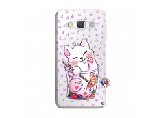 Coque Samsung Galaxy A3 2016 Smoothie Cat