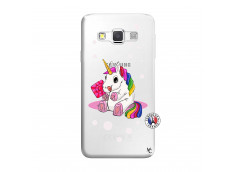 Coque Samsung Galaxy A3 2016 Sweet Baby Licorne