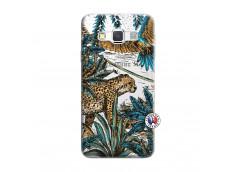 Coque Samsung Galaxy A3 2016 Leopard Jungle