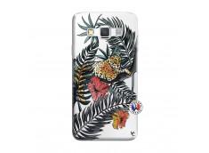 Coque Samsung Galaxy A3 2016 Leopard Tree