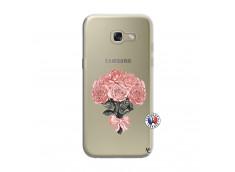 Coque Samsung Galaxy A3 2017 Bouquet de Roses