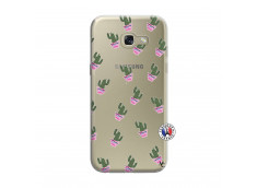 Coque Samsung Galaxy A3 2017 Cactus Pattern