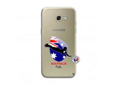 Coque Samsung Galaxy A3 2017 Coupe du Monde Rugby-Australia