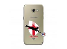 Coque Samsung Galaxy A3 2017 Coupe du Monde Rugby-England