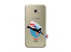 Coque Samsung Galaxy A3 2017 Coupe du Monde Rugby Fidji