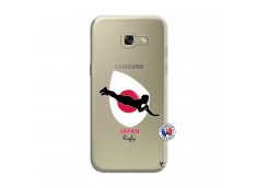 Coque Samsung Galaxy A3 2017 Coupe du Monde Rugby-Japan