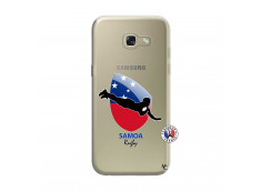 Coque Samsung Galaxy A3 2017 Coupe du Monde Rugby-Samoa