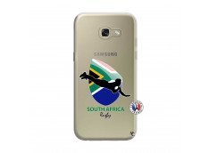 Coque Samsung Galaxy A3 2017 Coupe du Monde Rugby-South Africa