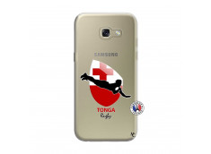 Coque Samsung Galaxy A3 2017 Coupe du Monde Rugby-Tonga