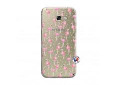 Coque Samsung Galaxy A3 2017 Flamingo