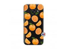 Coque Samsung Galaxy A3 2017 Orange Gina