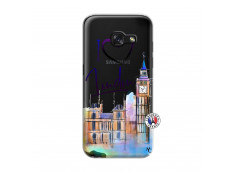 Coque Samsung Galaxy A3 2017 I Love London