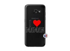 Coque Samsung Galaxy A3 2017 I Love Maman