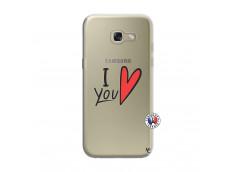 Coque Samsung Galaxy A3 2017 I Love You