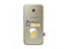 Coque Samsung Galaxy A3 2017 Jamais Sans Ma Blonde