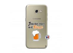 Coque Samsung Galaxy A3 2017 Jamais Sans Ma Rousse