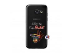 Coque Samsung Galaxy A3 2017 Je Peux Pas J Ai Basket