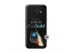 Coque Samsung Galaxy A3 2017 Je peux pas j'ai cricket