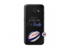 Coque Samsung Galaxy A3 2017 Je Peux Pas J Ai Rugby