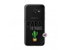 Coque Samsung Galaxy A3 2017 Papa Tu Piques