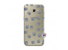 Coque Samsung Galaxy A3 2017 Petits Hippos