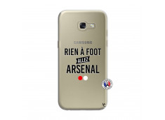 Coque Samsung Galaxy A3 2017 Rien A Foot Allez Arsenal