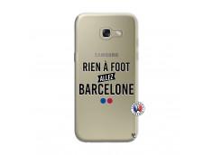 Coque Samsung Galaxy A3 2017 Rien A Foot Allez Barcelone