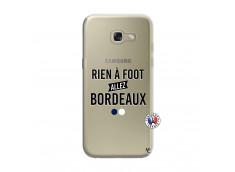 Coque Samsung Galaxy A3 2017 Rien A Foot Allez Bordeaux