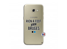 Coque Samsung Galaxy A3 2017 Rien A Foot Allez Bruges