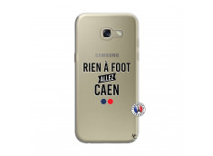 Coque Samsung Galaxy A3 2017 Rien A Foot Allez Caen