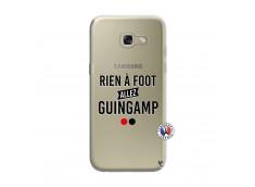 Coque Samsung Galaxy A3 2017 Rien A Foot Allez Guingamp