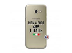 Coque Samsung Galaxy A3 2017 Rien A Foot Allez L'Italie