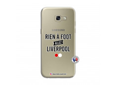 Coque Samsung Galaxy A3 2017 Rien A Foot Allez Liverpool