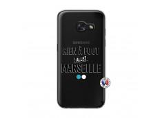 Coque Samsung Galaxy A3 2017 Rien A Foot Allez Marseille