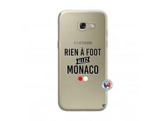 Coque Samsung Galaxy A3 2017 Rien A Foot Allez Monaco