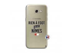 Coque Samsung Galaxy A3 2017 Rien A Foot Allez Nimes